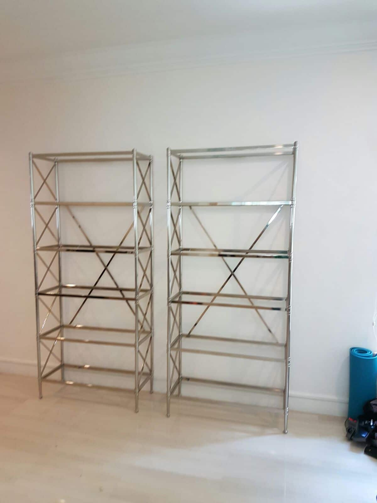 Assemble IKEA Shelves